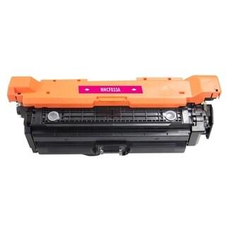 INSTEN Color Magenta Toner Cartridge for HP CF033A