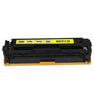 INSTEN Color Yellow Toner Cartridge for HP CF212A