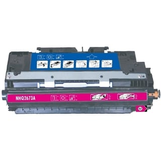 INSTEN Color Magenta Toner Cartridge for HP Q2673A