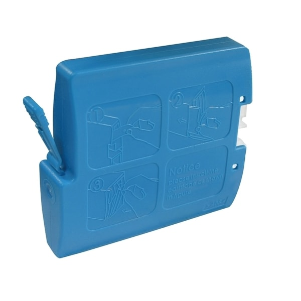 INSTEN Cyan Ink Cartridge for Brother LC-51C