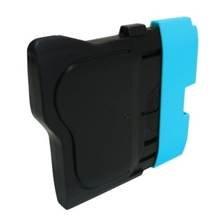 BasAcc Cyan Ink Cartridge Compatible with Brother LC61 C