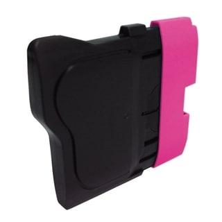 BasAcc Magenta Ink Cartridge Compatible with Brother LC61