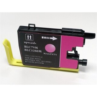 BasAcc Magenta Ink Cartridge Compatible with Brother LC79