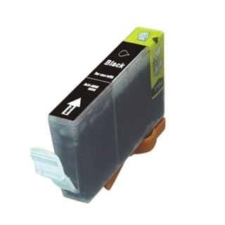 INSTEN Black Ink Cartridge for Canon BCI-5/ 6BK