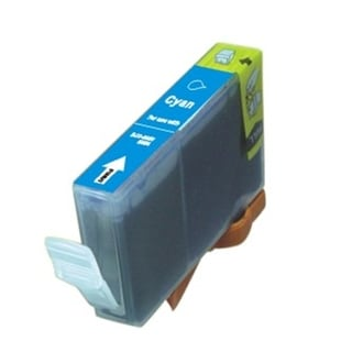 BasAcc Cyan Ink Cartridge Compatible with Canon BCI-5/ 6C