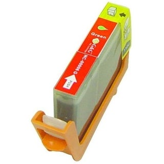 BasAcc Green Ink Cartridge Compatible with Canon BCI-6G