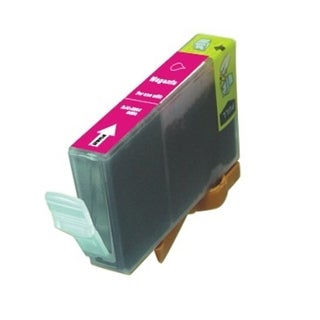 BasAcc Magenta Ink Cartridge Compatible with Canon BCI-5/ 6M