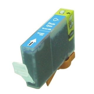 INSTEN Photo Cyan Ink Cartridge for Canon BCI-5/ 6PC