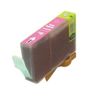 BasAcc Photo Magenta Ink Cartridge Compatible with Canon BCI-5/ 6PM