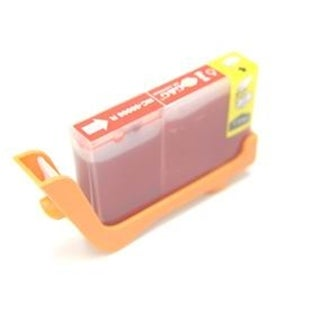 BasAcc Red Ink Cartridge Compatible with Canon BCI-6R