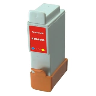 BasAcc Color Ink Cartridge Compatible with Canon BCI-24C