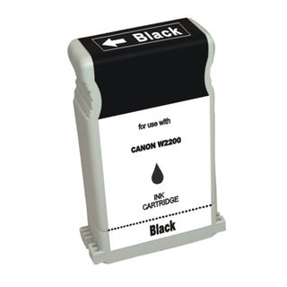BasAcc Black Ink Cartridge Compatible with Canon BCI-1302BK