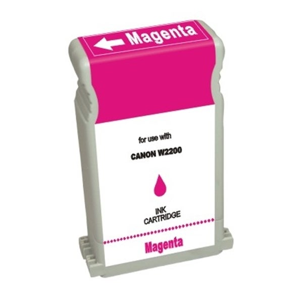 INSTEN Magenta Ink Cartridge for Canon BCI-1302M