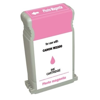 BasAcc Photo Magenta Ink Cartridge Compatible with Canon BCI-1302PM