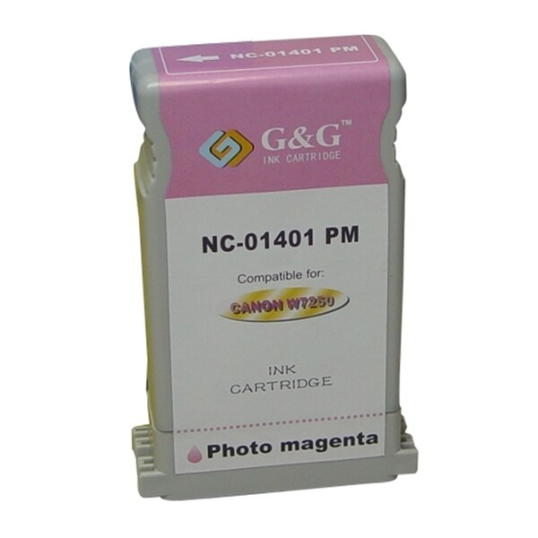 INSTEN Photo Magenta Ink Cartridge for Canon BCI-1401PM