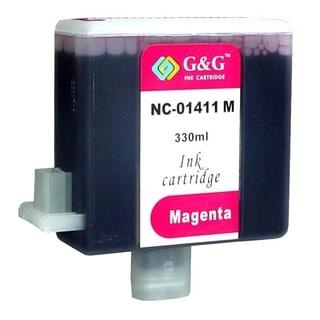 INSTEN Magenta Ink Cartridge for BCI-1411M