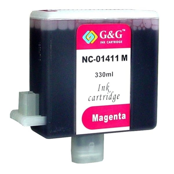 INSTEN Magenta Ink Cartridge for BCI-1411M