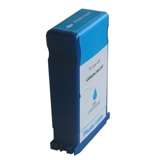 BasAcc Photo Cyan Ink Cartridge Compatible with Canon BCI-1431PC