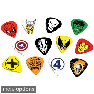 Peavey 12-piece Marvel Guitar Pick Pack