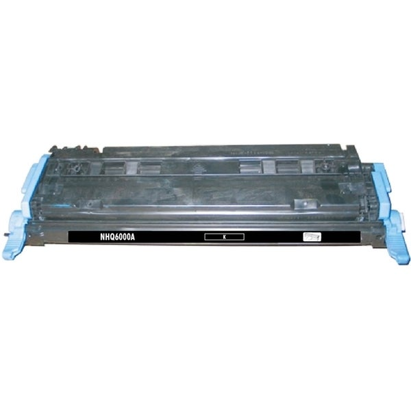 INSTEN Black Color Toner Cartridge for HP Q6000A