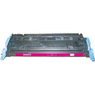 INSTEN Color Magenta Toner Cartridge for HP Q6002A