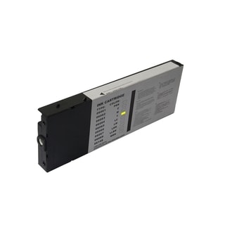 INSTEN Remanufactured Yellow Ink Cartridge for Epson T060420