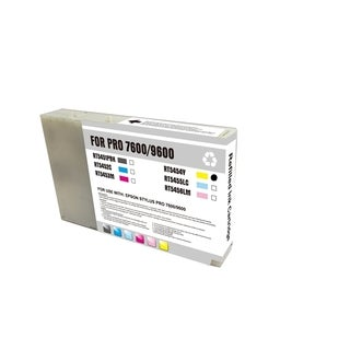 BasAcc Remanufactured Yellow Ink Cartridge for Epson T545400