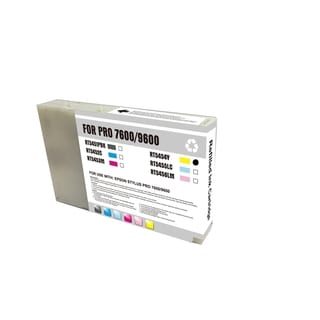 INSTEN Remanufactured Yellow Ink Cartridge for Epson T545400