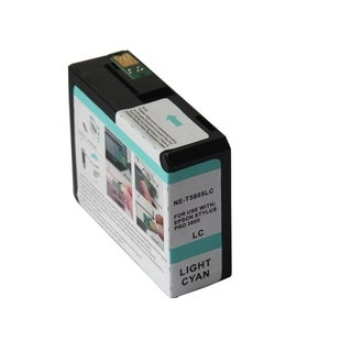 BasAcc Remanufactured Ink Cartridge for Epson T5805LC