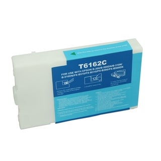 BasAcc Remanufactured Cyan Ink Cartridge for Epson T616200