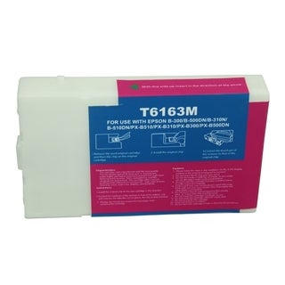 BasAcc Remanufactured Magenta Ink Cartridge for Epson T616300