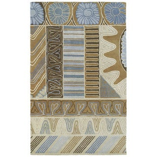Hand-tufted Manhattan Area Rug (5' x 7'6)