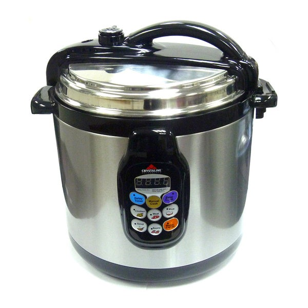 Crystaline 5-in-1 Electric Pressure Cooker
