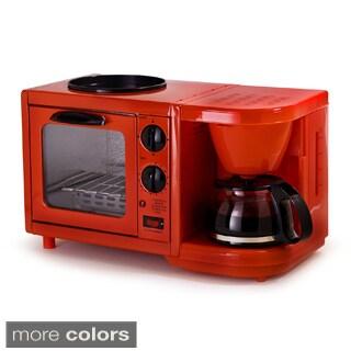 Maxi Matic Versatile 3-in-1 Mini Breakfast Maker