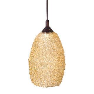 eLIGHT LED Shimmer Mini Pendant