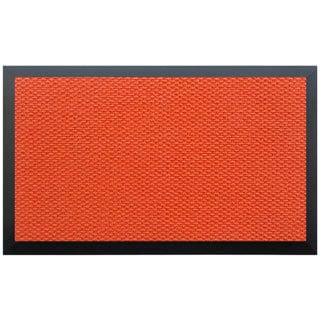 Teton Orange Durable Entry Mat