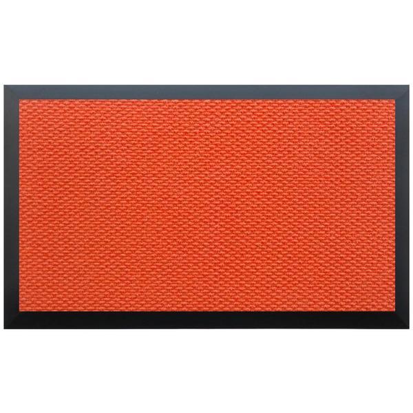 Teton Orange Durable Entry Mat