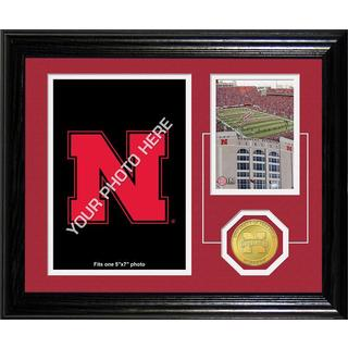 University of Nebraska 'Fan Memories' Desktop Photo Mint