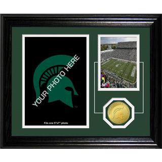 Michigan State University 'Fan Memories' Desktop Photo Mint