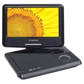 Audiovox DS9321 Portable DVD Player - 9