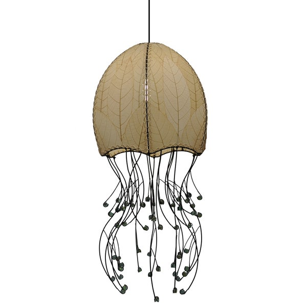 Eangee Natural Jellyfish Pendant