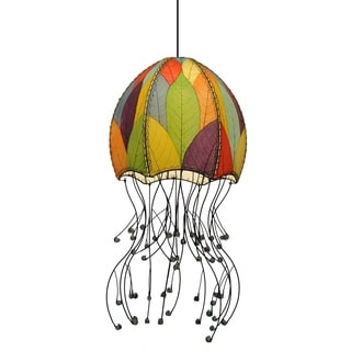 Eangee Multi Jellyfish Pendant