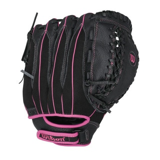 "Wilson FLASH FP12 12"" Flash Softball Glove LHT"