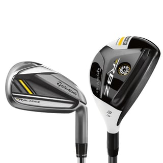 TaylorMade Rocketbladez Iron and Rescue Club Set