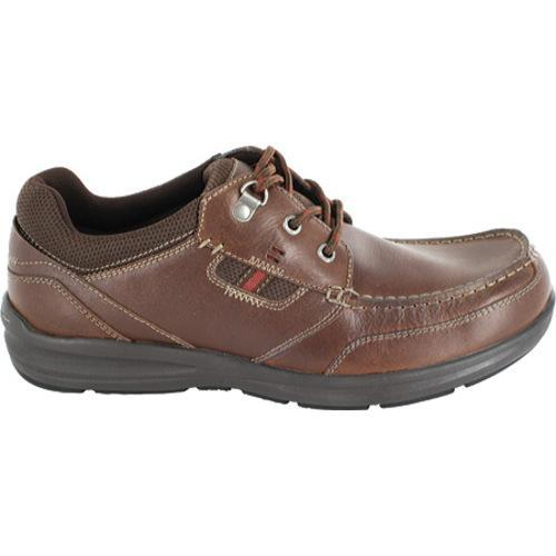 Men's Nunn Bush Hopkins Chestnut Leather