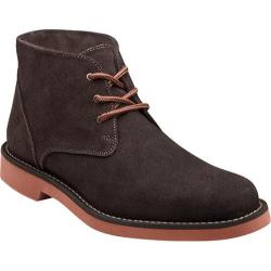 Men's Nunn Bush Woodbury Brown Suede