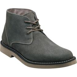 Men's Nunn Bush Woodbury Grey Suede