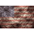 'Patriotism' Modern Abstract Canvas Print Wall Art