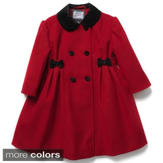Rothschild Girl's Dress Coat
