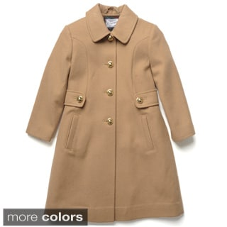 Rothschild Girls A-line Dress Coat